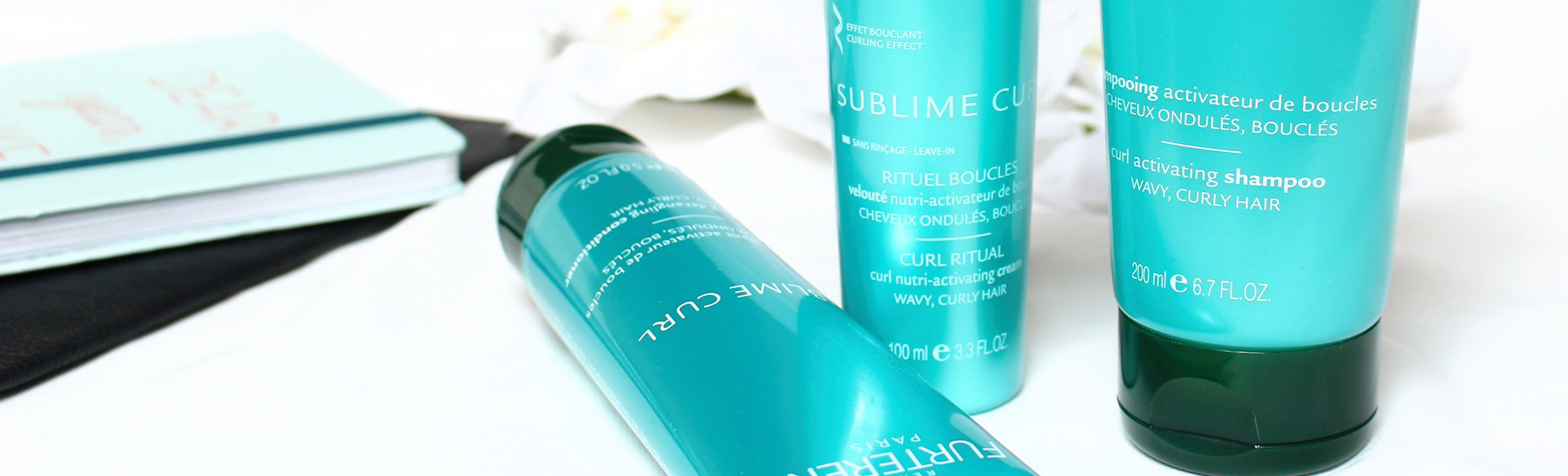 Rene Furterer Sublime Curl Range - The Rough Hair Ritual