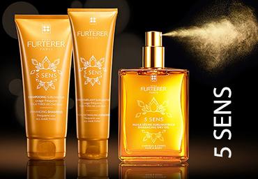 Rene Furterer 5 Sens Hair and Body Oil