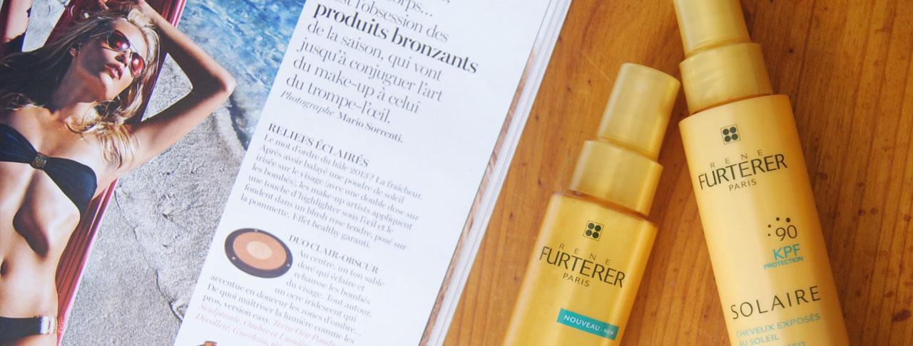 Rene Furterer - Solaire Product Line