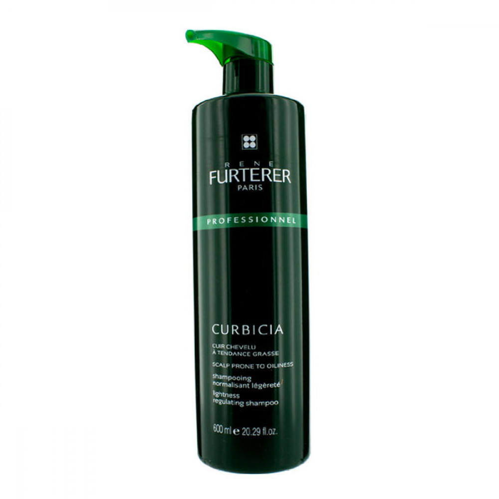 Rene Furterer - Curbicia - Professional Regulating Shampoo 600ml