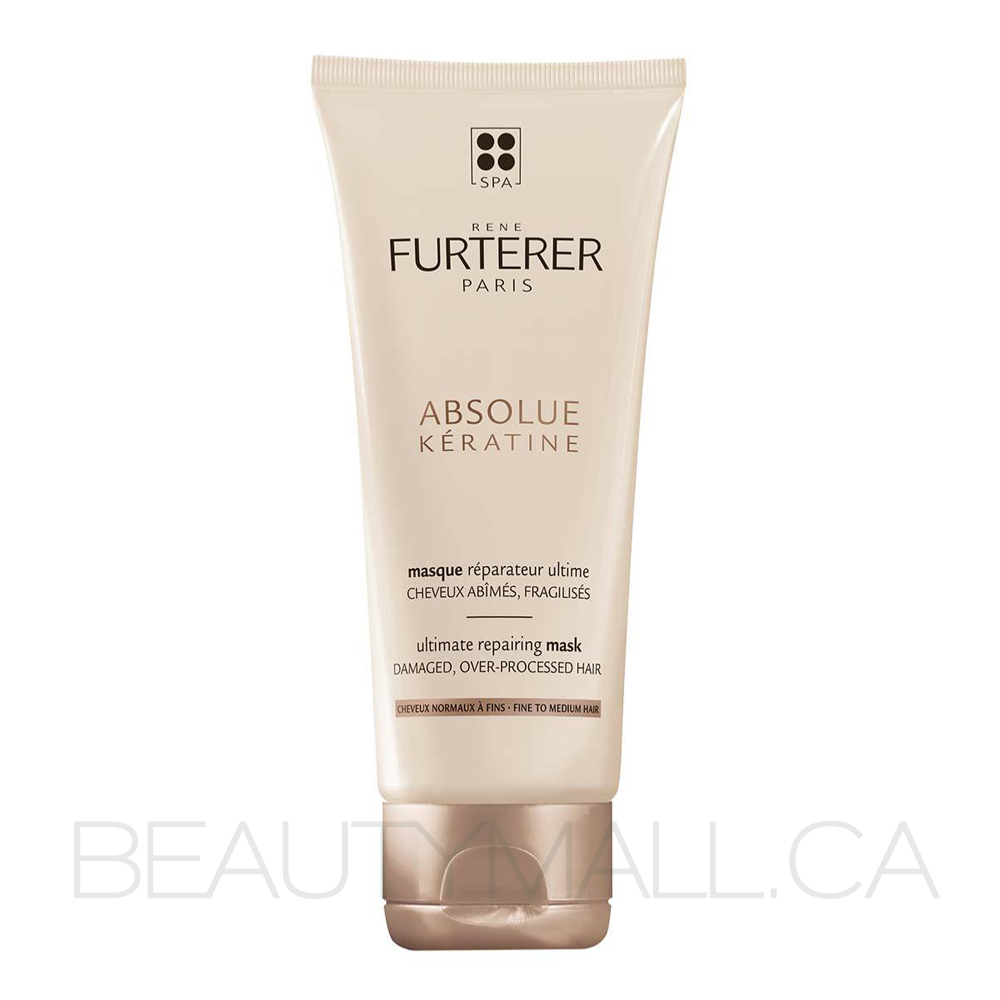 Rene Furterer - Absolue Keratine - Ultimate Renewal Mask - Fine to Medium Hair - 100ml