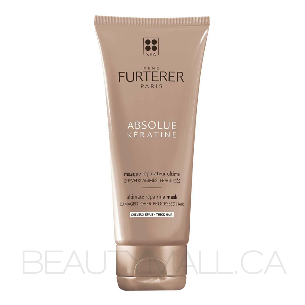 Rene Furterer - Absolue Keratine - Ultimate Renewal Mask - Thick Hair - 100ml