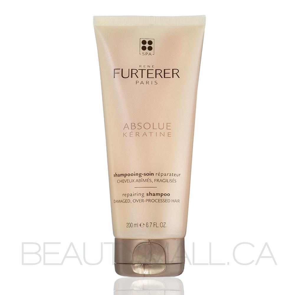 Rene Furterer - Absolue Keratine - Renewal Shampoo for Damaged Hair 200ml