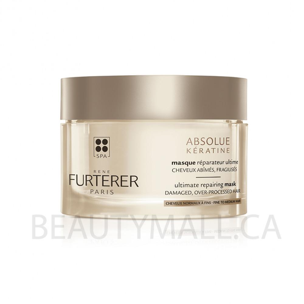 Rene Furterer - Absolue Keratine - Ultimate Renewal Mask - Fine to Medium Hair - 200ml