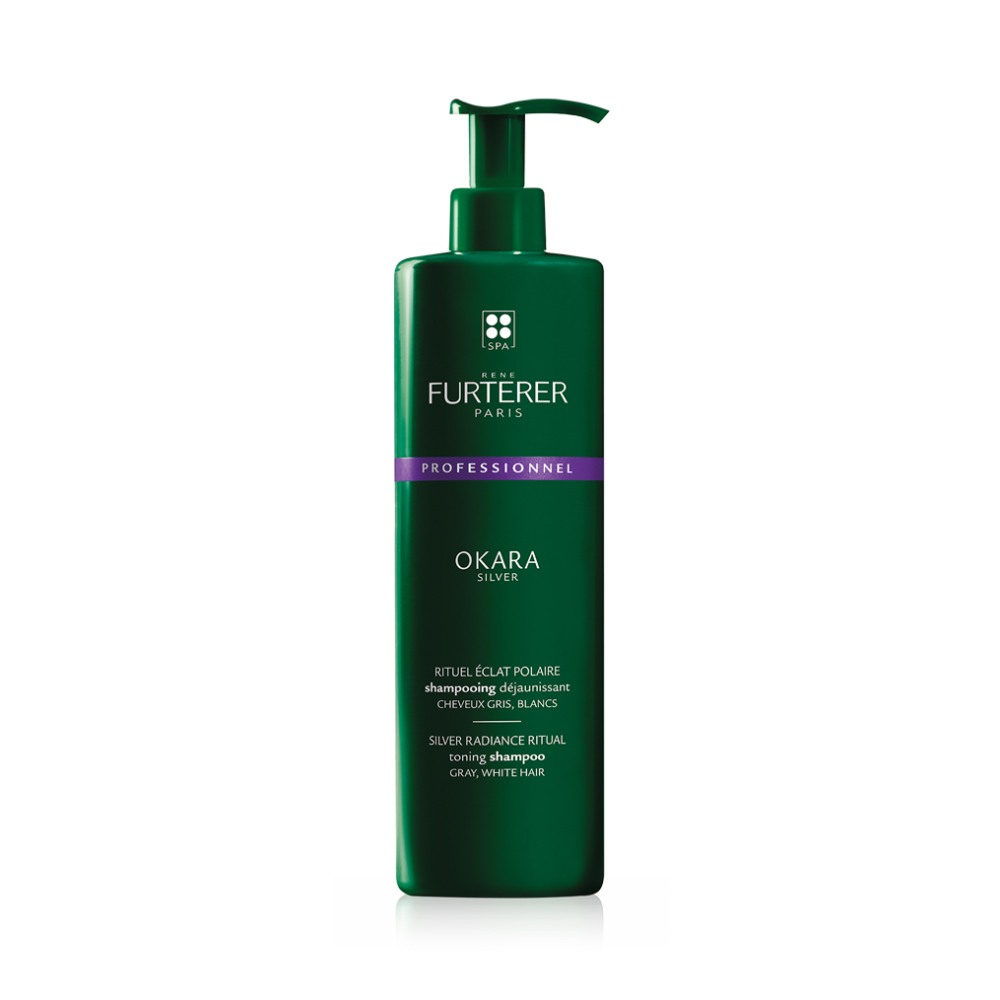 Rene Furterer - Okara Silver - Toning Shampoo - 600ml