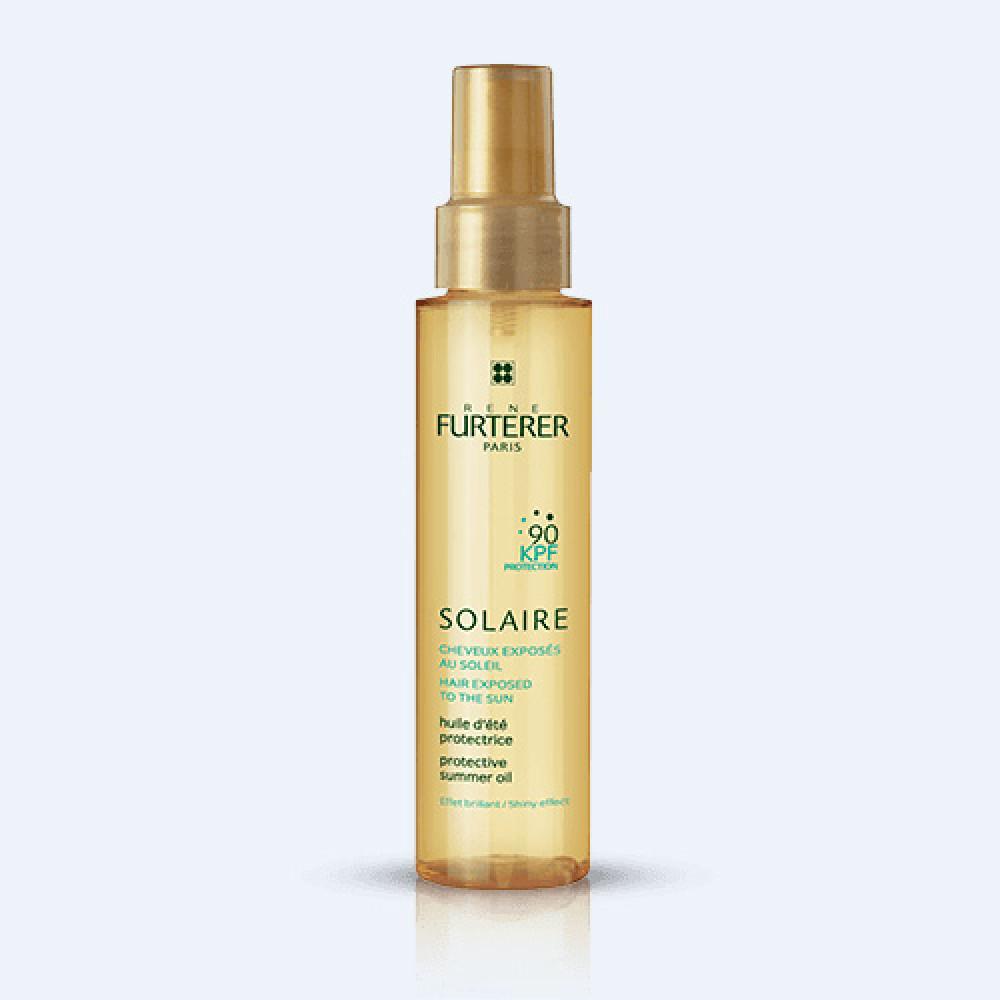 Rene Furterer - Solaire - KPF 50 Protective Summer Oil Glossy Effect