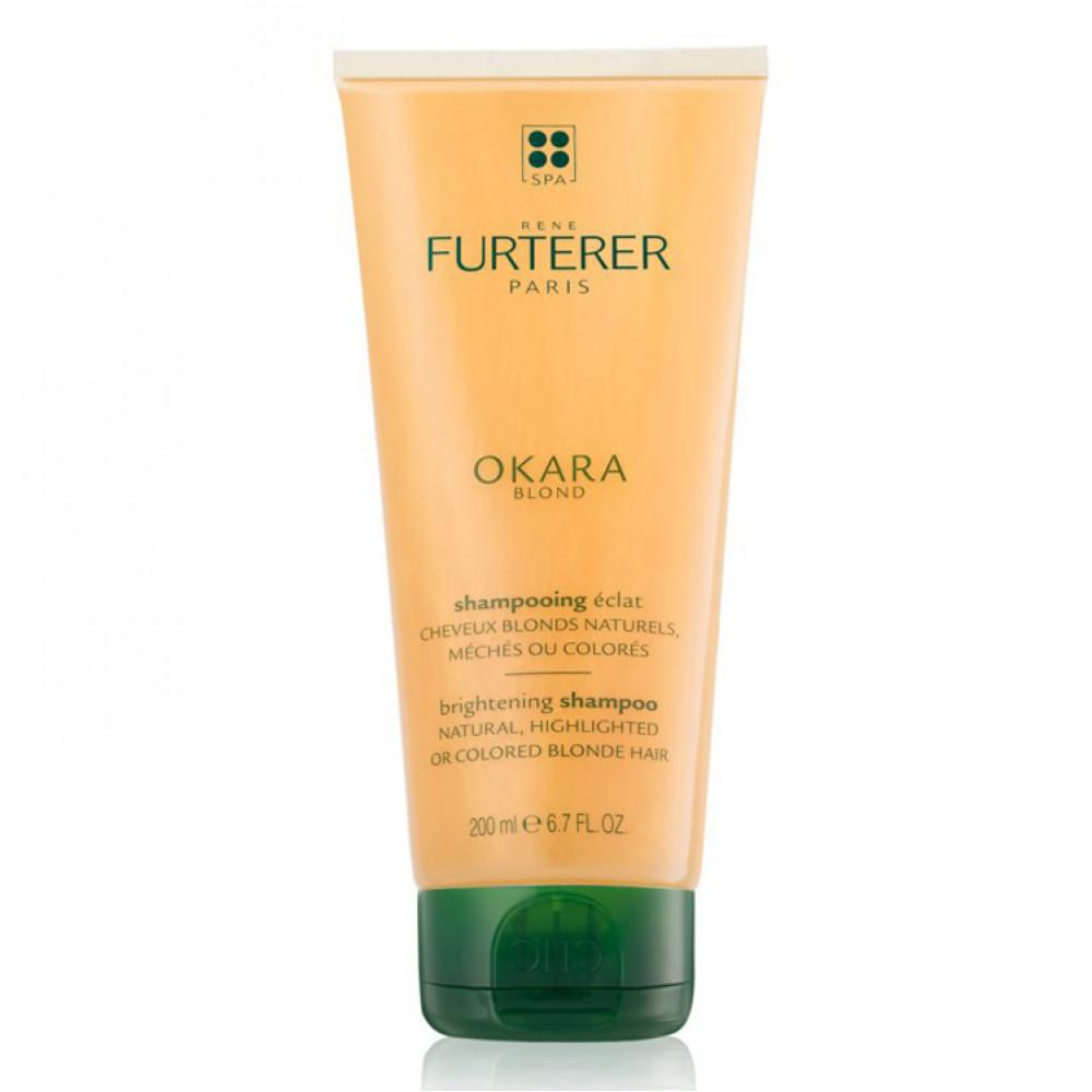 Rene Furterer - Okara Blond - Brightening Shampoo 200ml