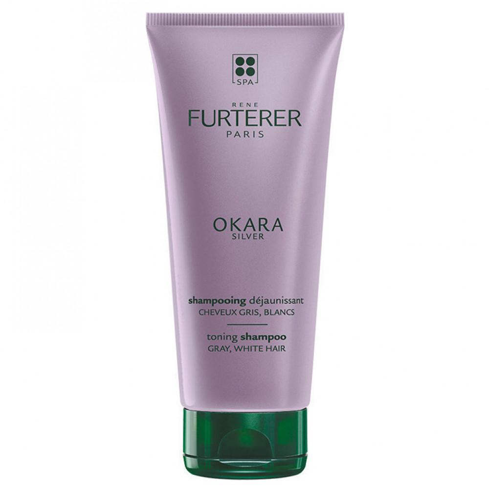 Rene Furterer - Okara Silver - Toning Shampoo - 200ml