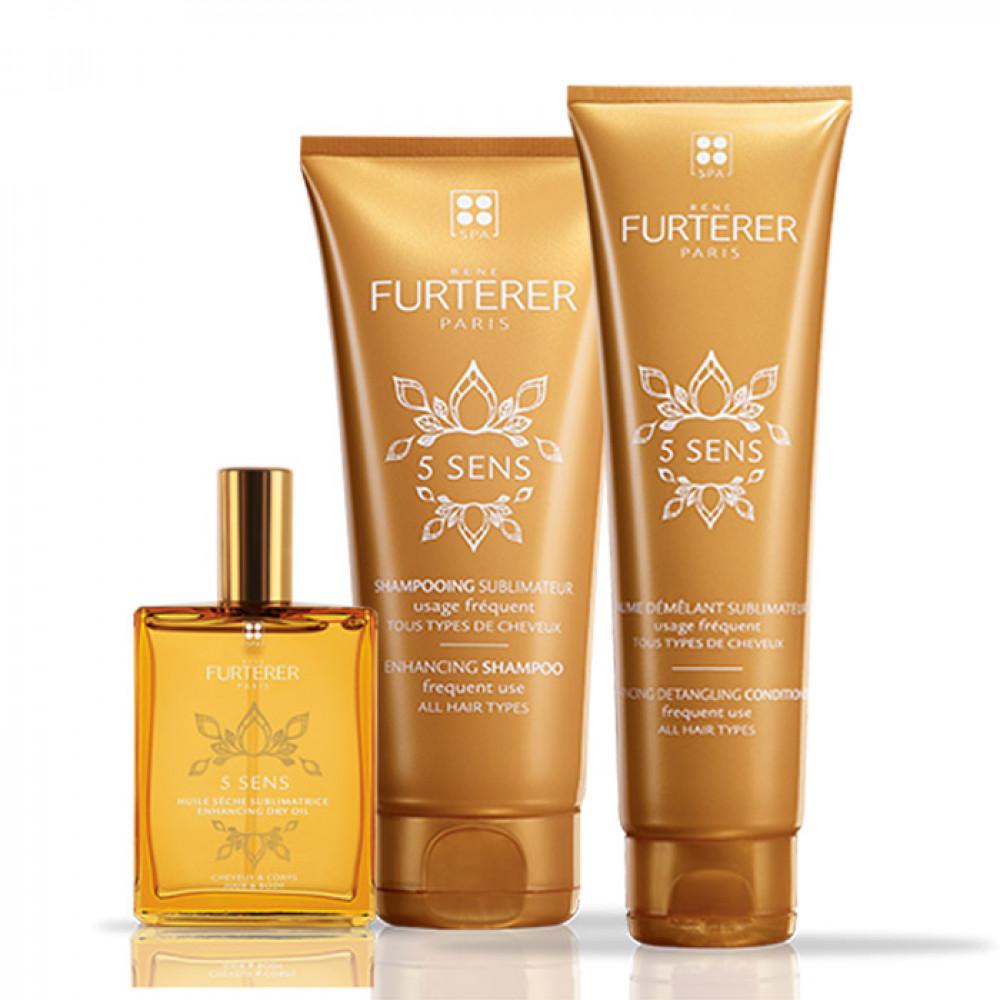 Rene Furterer - 5 Sens - Hair and Body Enhancing Ritual