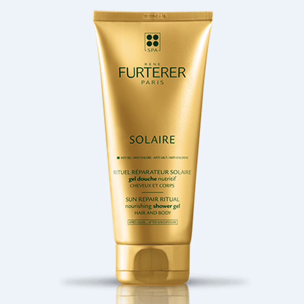 Rene Furterer - Solaire - Repairing After-Sun Shower Gel 200ml