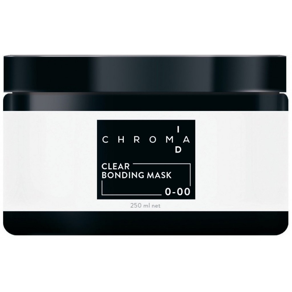 Schwarzkopf Professional Chroma ID Bonding Clear Color Masks - 250 ml