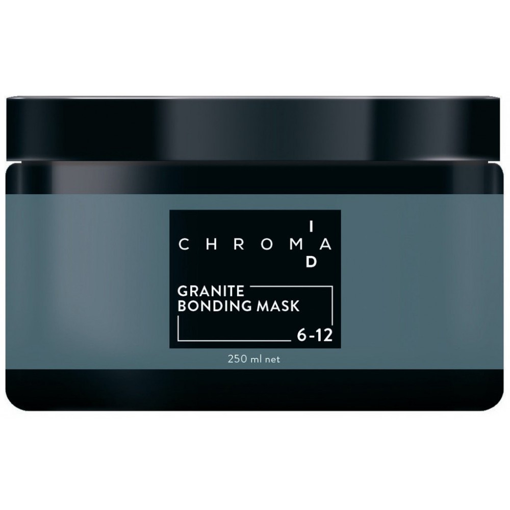 Schwarzkopf Professional Chroma ID Granite Bonding Color Masks - 250 ml