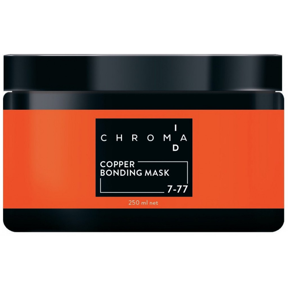 Schwarzkopf Professional Chroma ID Copper Bonding Color Masks - 250 ml