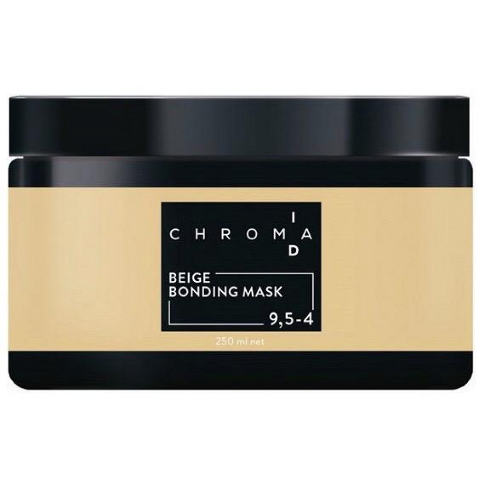 Schwarzkopf Professional Chroma ID Bonding Beige Color Masks - 250 ml
