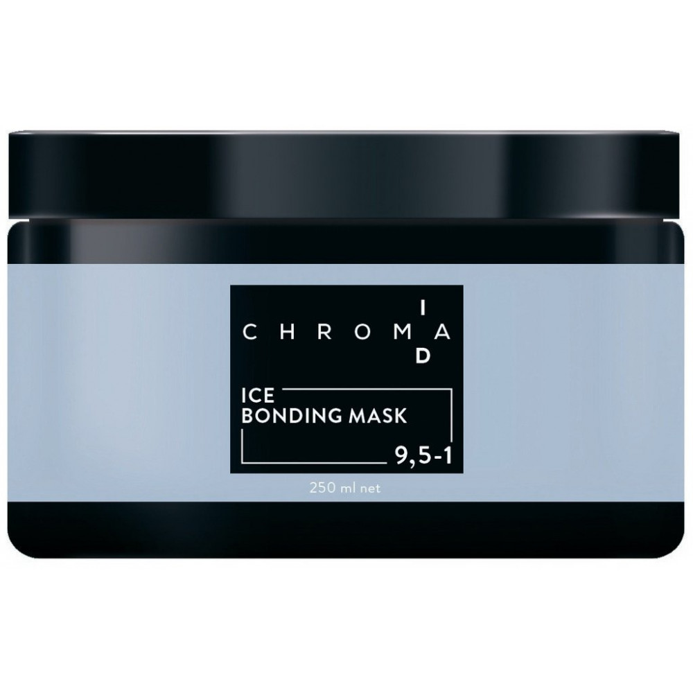 Schwarzkopf Professional Chroma ID Ice Bonding Color Masks - 250 ml