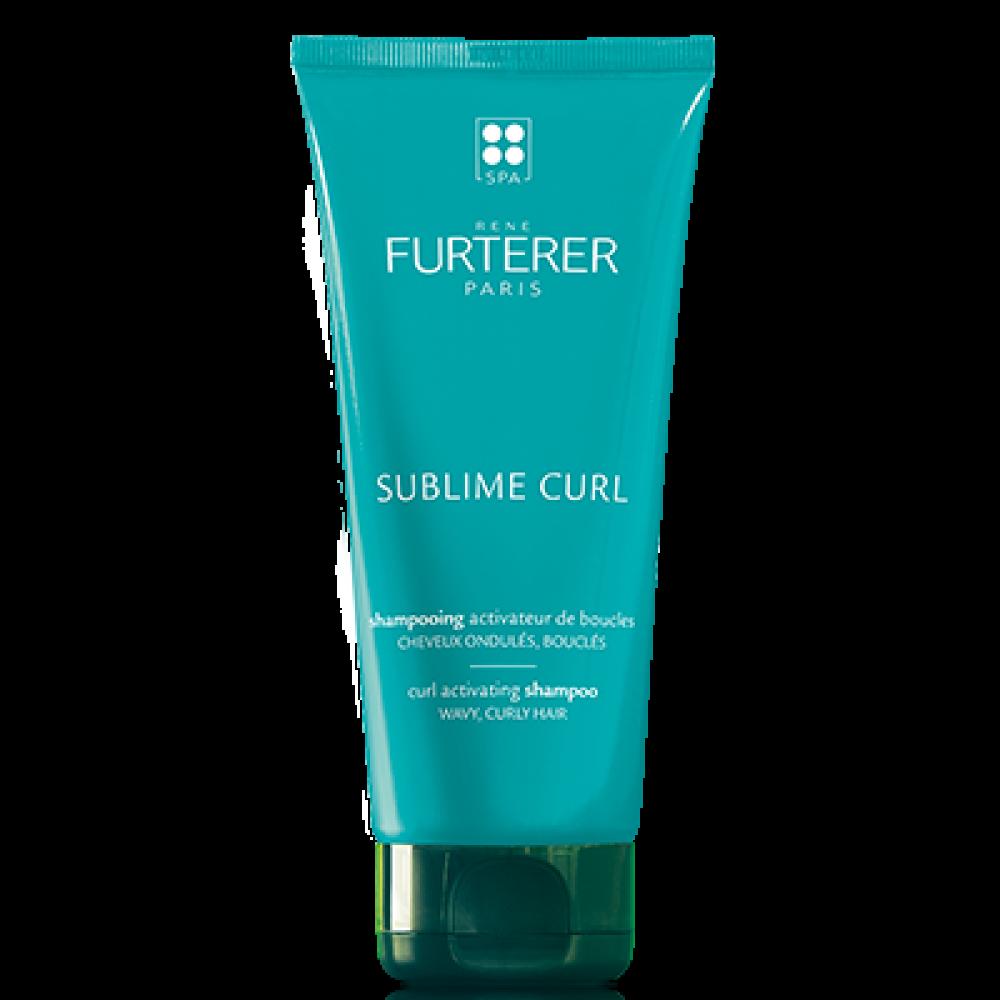 Rene Furterer - Sublime Curl - Curl Activating Shampoo