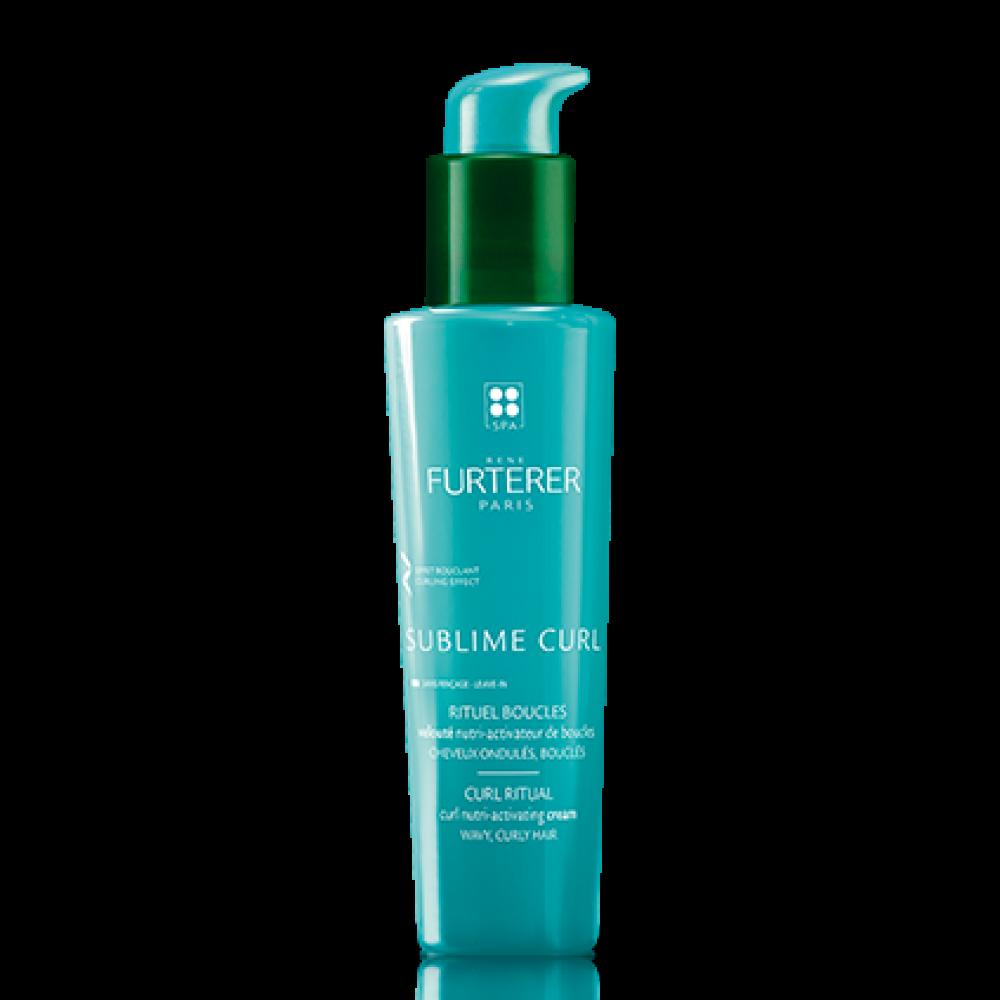 Rene Furterer - Sublime Curl - Curl Nutri-Activating Cream