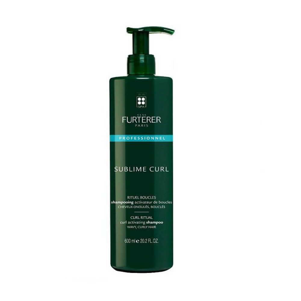 Rene Furterer - Sublime Curl - Curl Activating Shampoo - 600ml
